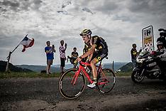Tour De France Stage 8 Dole to Station des Rousses July 8th
