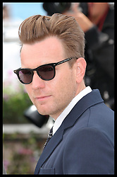 Jury members  Ewan McGregor  at the opening day of the Cannes Film Festival, Wednesday  16th May 2012. Photo by: Stephen Lock / i-Images