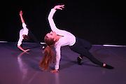 Mannheim. 10.02.17 | BILD- ID 085 |<br /> Dance Professional Mannheim zeigt eine Jahres-Show, in der sich junge Tanztalente präsentieren, die sich momentan auf eine Tanzausbildung vorbereiten.<br /> - Clara Niehl, Lea Preiss<br /> Bild: Markus Prosswitz 10FEB17 / masterpress (Bild ist honorarpflichtig - No Model Release!)