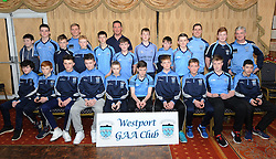 Westport U14 B League Winners <br />