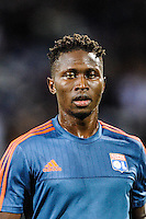 Mapou YANGA MBIWA - 04.11.2015 - Lyon / Zenith St Petersbourg - Champions League<br />