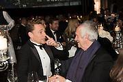 TOM HIDDLESTON; SIR JONATHAN PRYCE, Luminous -Celebrating British Film and British Film Talent,  BFI gala dinner & auction. Guildhall. City of London. 6 October 2015.