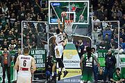 Hagins Jamelle<br /> Sidigas Avellino - Umana Venezia<br /> Lega Basket Serie A 2016/2017<br /> Avellino 04/12/2016<br /> Foto Ciamillo-Castoria