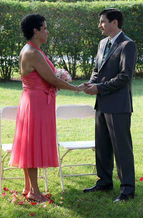 Paul and Sasha's wedding, August 9, 2008.