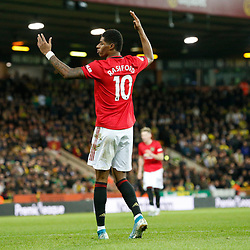Norwich City v Manchester United