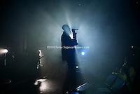 Matisyahu performing Webster on December 21, 2008. ..