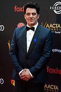 Vince Colosimo at The 2018 Australian Academy of Cinema and Television Arts (AACTA) Awards at The Star in Sydney, Australia