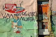 Wall in Santiago, Dominican Republic