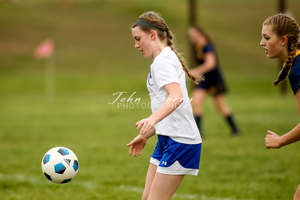 April 01, 2016.  <br /> MCHS Varsity Girls Soccer vs Rappahannock