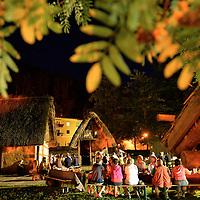 Cena preistorica tra le Palafitte del Lago di Ledro