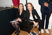 BETTINA ZILKHA;JOANNA SCHLIEMANN, TODÕS Art Plus Drama Party 2011. Whitechapel GalleryÕs annual fundraising party in partnership. Whitechapel Gallery. London. 24 March 2011.  with TODÕS and supported by HarperÕs Bazaar-DO NOT ARCHIVE-© Copyright Photograph by Dafydd Jones. 248 Clapham Rd. London SW9 0PZ. Tel 0207 820 0771. www.dafjones.com.<br /> BETTINA ZILKHA;JOANNA SCHLIEMANN, TOD'S Art Plus Drama Party 2011. Whitechapel Gallery's annual fundraising party in partnership. Whitechapel Gallery. London. 24 March 2011.  with TOD'S and supported by Harper's Bazaar-DO NOT ARCHIVE-© Copyright Photograph by Dafydd Jones. 248 Clapham Rd. London SW9 0PZ. Tel 0207 820 0771. www.dafjones.com.