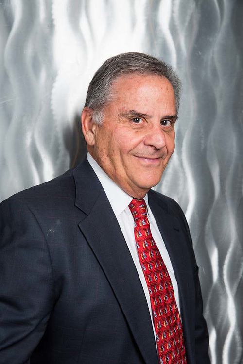 Russell Cesari of NW Credit Union poses for a portrait in Herndon, VA, on November 6, 2014.