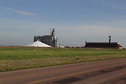 Grain Storage and processing facility in South Dakota