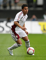 Fussball International Laenderspiel Schweiz - Venezuela Jose TORREALBA (VEN)
