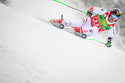 Marcel Hirscher of Austria during 2nd run of Men's Giant Slalom race of FIS Alpine Ski World Cup 57th Vitranc Cup 2018, on March 3, 2018 in Podkoren, Kranjska Gora, Slovenia. Photo by Ziga Zupan / Sportida