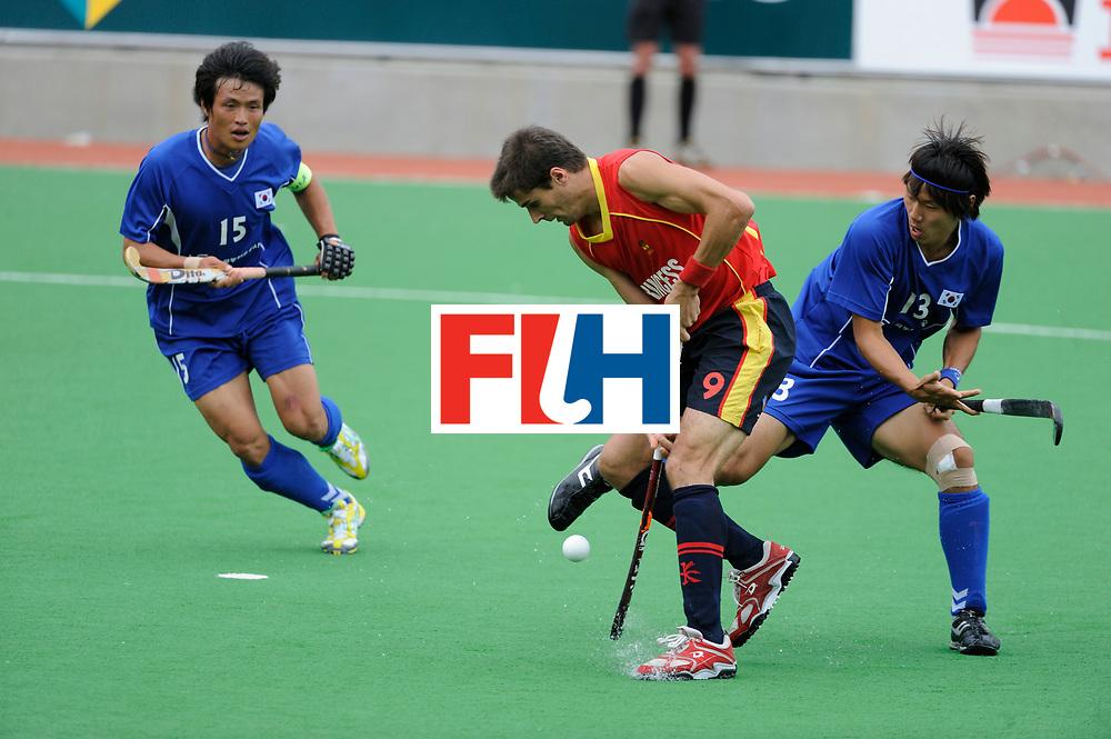 2009 CT Men- Spain v.Korea