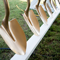 New Admission Building Ground Breaking Ceremony