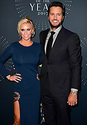 NASHVILLE, TN - OCTOBER 18:  Caroline Boyer and recording artist Luke Bryan attend the 2017 CMT Artists Of The Year awards at Schermerhorn Symphony Center on October 18, 2017 in Nashville, Tennessee.  (Photo by Mickey Bernal/FilmMagic) *** Local Caption *** Luke Bryan