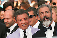 """The Expendable 3"" Premiere - 18 May 2014 - 67th Cannes Film Festival"