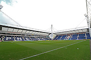 Deepdale Stadium during the Sky Bet Championship match between Preston North End and Brighton and Hove Albion at Deepdale, Preston, England on 5 March 2016. Photo by Pete Burns.