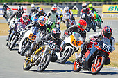 Classic Motorcycle Racing - MPSC Timaru Dec 2017
