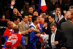 December 6, 2008: Manny Pacquiao vs Oscar De La Hoya
