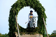 Lauren KIEFFER (USA) riding Landmark's Monte Carlo during the World Equestrian Festival, CHIO of Aachen 2018, on July 13th to 22th, 2018 at Aachen - Aix la Chapelle, Germany - Photo Christophe Bricot / ProSportsImages / DPPI