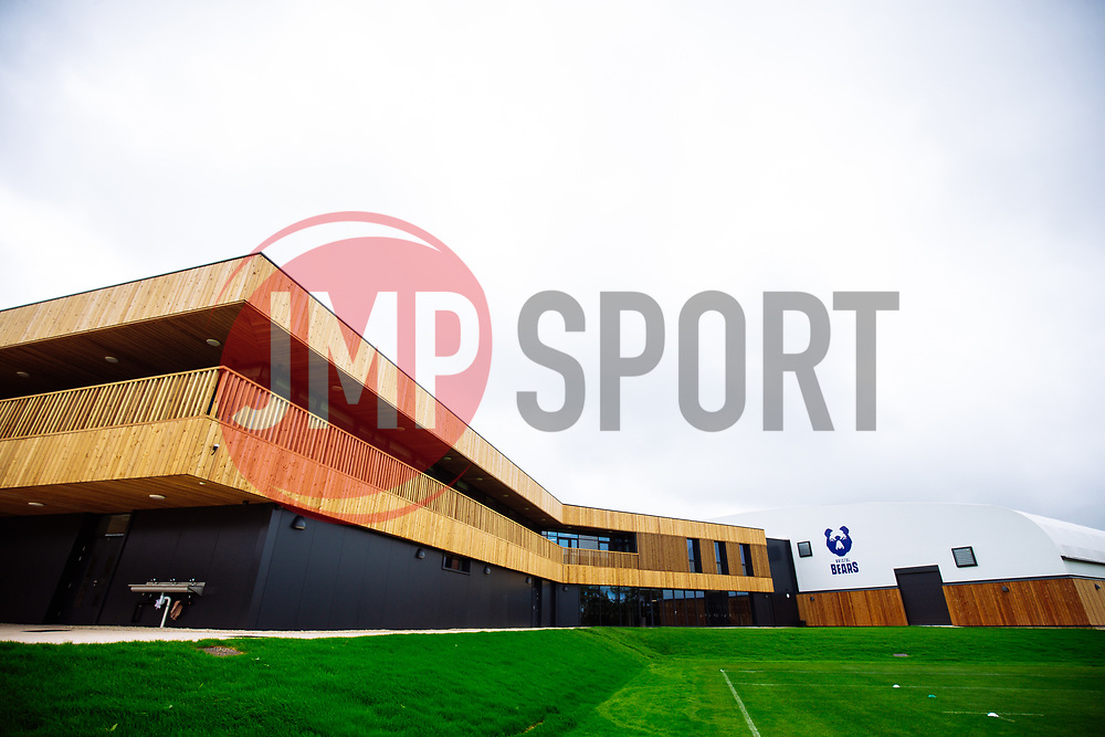 Exterior General View as Bristol Bears start to use their new almost completed Training centre - Rogan/JMP - 08/07/2020 - RUGBY UNION - Beggar Bush Lane - Bristol, England.