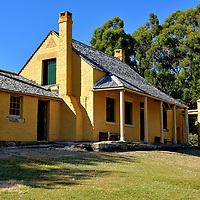 Smith O&rsquo;Brien&rsquo;s Cottage at Port Arthur, Australia<br />