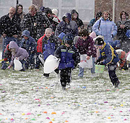 2007 - Easter Egg Hunt in the Snow