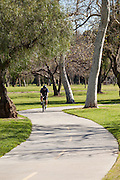 Planet Walk El Dorado Regional Park In Long Beach California