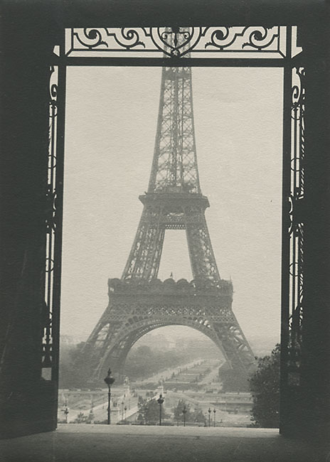 Eiffel Tower<br />
