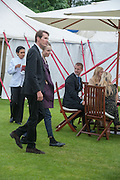 OTIS FERRY; FRANCESCA NIMMO, Cartier Queen's Cup. Guards Polo Club, Windsor Great Park. 17 June 2012