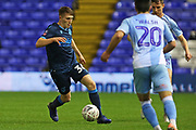 Cameron Hargreaves on the ball during the The FA Cup third round replay match between Coventry City and Bristol Rovers at the Trillion Trophy Stadium, Birmingham, England on 14 January 2020.