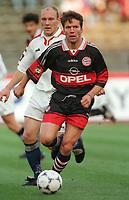 Fotball<br /> Bayern München<br /> Foto: Witters/Digitalsport<br /> NORWAY ONLY<br /> <br /> MATTHÄUS, Lothar<br /> 1998