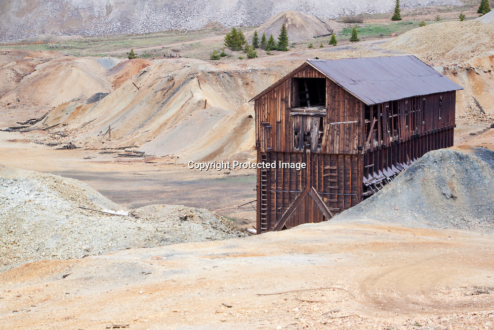 Ibex Mine Complex; Leadville, Colorado