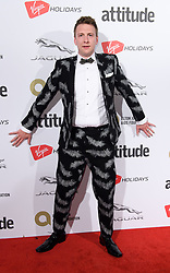 EDITORIAL USE ONLY<br /> Joe Lycett attends the Virgin Holidays Attitude Awards at the Roundhouse, London.