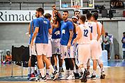 Germani Basket Brescia<br /> Germani Basket Brescia - Vanoli Cremona<br /> Basket Precampionato Serie A LBA 2019/2020<br /> Desio 15 September 2019<br /> Foto Mattia Ozbot / Ciamillo-Castoria