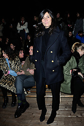 Emmanuelle Alt attending the Isabel Marant show as part of the Paris Fashion Week Womenswear Fall/Winter 2018/2019 in Paris, France on March 01, 2018. Photo by Aurore Marechal/ABACAPRESS.COM