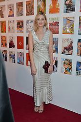 LAURA CARMICHAEL at British Vogue's Centenary Gala Dinner in Kensington Gardens, London on 23rd May 2016.