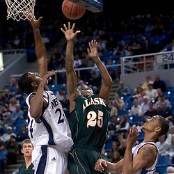 Nevada Men's Basketball v. Alaska-Anchorage (111006)