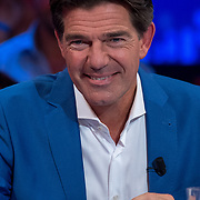 NLD/Amsterdam/20180914 - Bekendmaking winnaar The Voice Sr. 2018, presentator Twan Huys