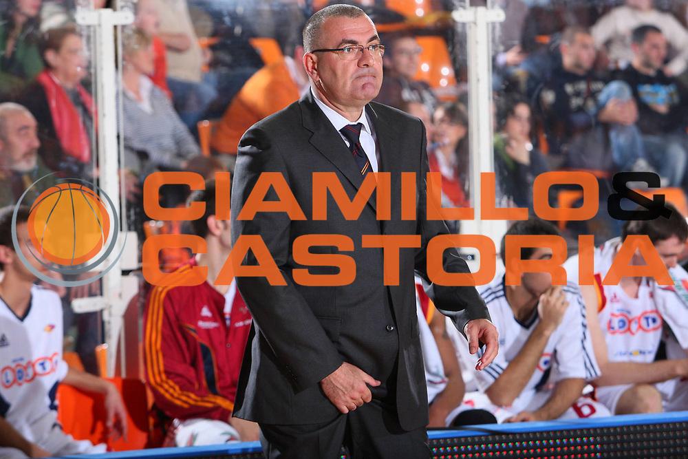 DESCRIZIONE : Udine Lega A1 2007-08 Snaidero Udine Lottomatica Virtus Roma <br /> GIOCATORE : Jasmin Repesa <br /> SQUADRA : Lottomatica Virtus Roma <br /> EVENTO : Campionato Lega A1 2007-2008 <br /> GARA : Snaidero Udine Lottomatica Virtus Roma <br /> DATA : 12/04/2008 <br /> CATEGORIA : Curiosita <br /> SPORT : Pallacanestro <br /> AUTORE : Agenzia Ciamillo-Castoria/S.Silvestri