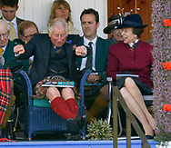 02.09.2017; Braemar, Scotland: PRINCE CHARLES AND PRINCESS ANNE <br />were very animated  when attending the Braemar Royal Highland Gathering.<br />The siblings appeared to be sharing jokes which erupted in laughter between the two.<br />This was the first time that Prince Charles was seen in public following the 20th anniversary commemmoration of Princess Diana&rsquo;a death.<br />Mandatory Photo Credit: &copy;Francis Dias/NEWSPIX INTERNATIONAL<br /><br />IMMEDIATE CONFIRMATION OF USAGE REQUIRED:<br />Newspix International, 31 Chinnery Hill, Bishop's Stortford, ENGLAND CM23 3PS<br />Tel:+441279 324672  ; Fax: +441279656877<br />Mobile:  07775681153<br />e-mail: info@newspixinternational.co.uk<br />Usage Implies Acceptance of Our Terms &amp; Conditions<br />Please refer to usage terms. All Fees Payable To Newspix International