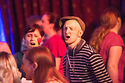 Repro Free: THE POWER BALLAD  The sing along Social Special .  Photo:Andrew Downes, xposure .