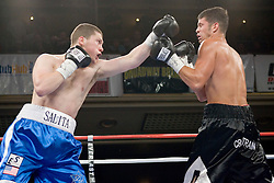 July 20, 2006 - Dmitriy Salita stops Shad Howard via 6th round TKO at Hammerstein Ballroom in NYC.
