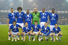 091105 Everton v Benfica
