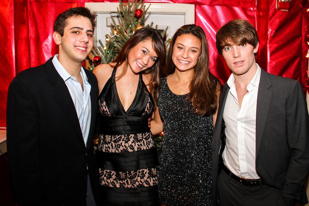 Emory Sigma Chi Winter Semi Formal<br /> December 8, 2012
