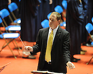 """Oxford High School graduation at the C.M. """"Tad"""" Smith Coliseum in Oxford, Miss. on Saturday, May 22, 2010."""