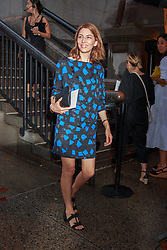 September 13, 2018 - New York, New York, United States - Sofia Coppola attends Marc Jacobs show at New York Fashion Week,  in New York City, US, on 12 September 2018. (Credit Image: © Oleg Chebotarev/NurPhoto/ZUMA Press)